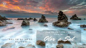 Taller de fotografía de paisaje – Costa Brava. 26-28 octubre.