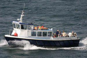 viaje fotográfico islas farne barco